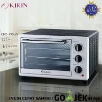 Kirin Oven Toaster 19 Liter Daya Low Watt - KBO 190 LW / KBO190LW