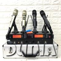 Mic Wireless Sennheiser SKM 9000 MK II Vokal Set 4 Antena
