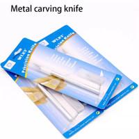 1 set art knife / hobby art knife pen cutter + refill 5 Blades