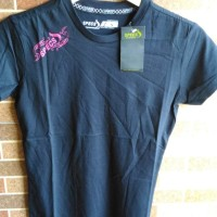 Kaos Baju Wanita Specs Vogue T-Shirt Black Original