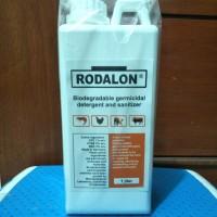 Disinfektan antiseptik kandang Rodalon 1 liter - anti bakteri kandang