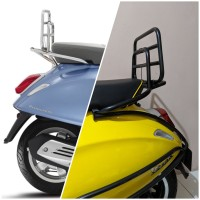Backrack Vespa Sprint Primavera Original Chrome & Black