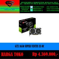 GTX 1650 SUPER VENTUS XS OC