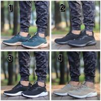 Sepatu Adidas Alphabounce Beyond Olive Gum Full Black White Khaki