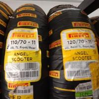 ban Pirelli angel secooter 110/70 dan 120/70 ring 11