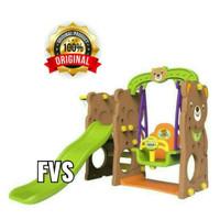 ayunan perosotan set anak paud/ TK mainan indoor outdoor /playground