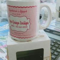 Gelas mug full callor free cetak dan free bok