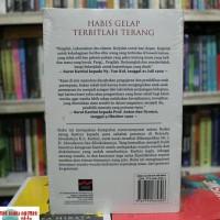 Best Seller Buku Habis Gelap Terbitlah Terang R A Kartini Ori Terlaris