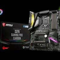 Mobo MSI Z370 Gaming Pro Carbon