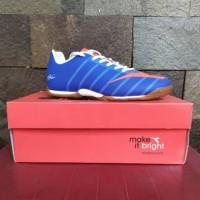 Original Sepatu Futsal Diadora Roberto Baggio RB2003 R ID Blue