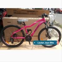 Promo Sepeda 26 MTB UNITED VENUS 1 0 New khusus wanita Murah