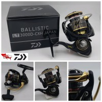 Daiwa Balistic LT 3000D CXH