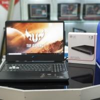 ASUS TUF FX505DD-AMD RYZEN 5-3550H-GTX 1050 3GB-RAM 16GB-SSHD 1TB-FH