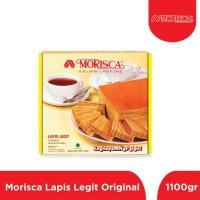 Morisca Kue Lapis Legit 1100