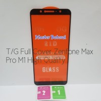 Tempered Glass Full Cover Asus Zenfone Max Pro M1/ Asus MaxPro M1 HQ