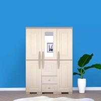 lemari plastik 3 pintu olymplast LP2