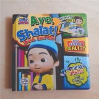 Buku Cerita Anak Augmented Reality 3D Ayo Shalat untuk laki-laki