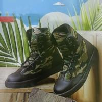 IK 7IRP84 Sepatu Boots Army Sneakers Anak Laki-laki Ori Murah