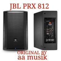SPEAKER AKTIVE JBL PRX 812 ORIGINAL GARANSI 1 TAHUN BARANG BARU