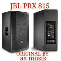 SPEAKER AKTIVE JBL PRX 815 ORIGINAL GARANSI 1 TAHUN BARANG BARU