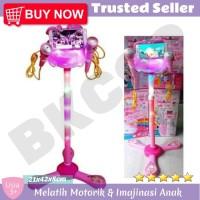 B19 Mainan Anak Mic Anak Mainan Karoke Anak Karoke Mic Microphone Main