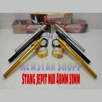 stang jepit nui adjustable R15 v3 48mm / USD 51mm original