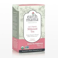 Best Seller Asi Booster Milkmaid Tea Earth Mama Angel Baby Emab