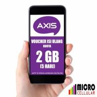 Voucher Kuota AXIS AIGO 2 GB (5 Hari) - Kuota Reguler 24 Jam