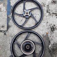 VELG RACING DAICHI VARIO 110 KARBU BEAT SCOOPY EX DISPLAY RING 14
