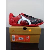 Sepatu Futsal ORTUSEIGHT VENTURA IN RED/BLACK/WHITE - 11020011