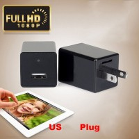 TBID Belle Adapter Charger USB AC Colokan US + Kamera CCTV