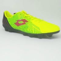 Kicosport Sepatu Bola lotto blade fg safety yellow original new