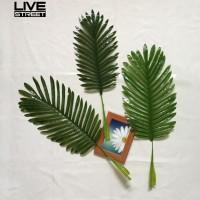 [Bayar Di Tempat]Decor💐1Pc Artificial Coconut Tree Palm Green