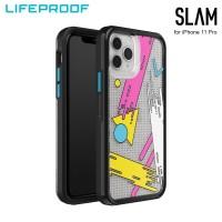 Case iPhone 11 Pro LifeProof SLAM Pop Art - Clear