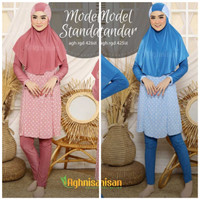 SALE Baju renang muslimah syari - ada sedikit cacat tidak terlihat