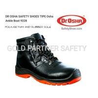 SEPATU SAFETY SHOES Dr. OSHA 9228 OSHA ANKLE BOOT 💯% ORIGINAL HD