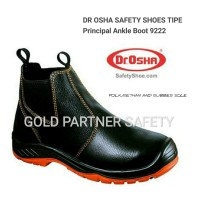 SAFETY SHOES Dr OSHA 9222 Principal ankle boot 💯% original HD