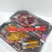Step Underbone Lipat NUI Monster Satria FU GSX Model Lipat Full CNC