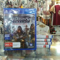 PS4 GAME ASSASINS CREED SYNDICATE