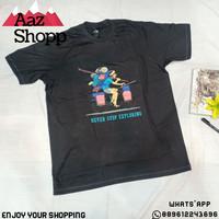 T-shirt / Kaos The North Face 03 Original not Akasaka. Consina. Rei