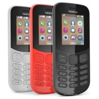 Nokia 130 Feature Phone Garansi Resmi