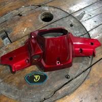 Batok bawah merah honda astrea prima original