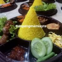 Tumpeng Mini D20 | Nasi Kuning Tumpeng | Tumpeng Mami Ayra