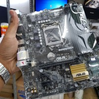 mobo asus 1151 gen 6 B150M-A D3 DDR 3