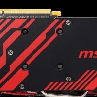 Terbaru Msi Radeon Rx 570 8Gb Ddr5 - Armor Mk2 8G Oc Original
