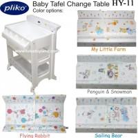 Pliko Baby Tafel Change Table Bathtub Meja Ganti Popok Bak Mandi Bayi