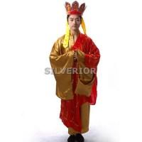 Kostum Baju Pakaian Pendeta Sungokong Tong Sam Cong Tang Seng Sun
