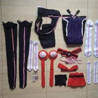 READY! Kostum Yuna COSPLAY SWORD ART ONLINE ORDINAL SCALE - COSMORE -