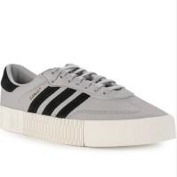 Sepatu Sneakers ADIDAS Originals Sambarose w Abu abu