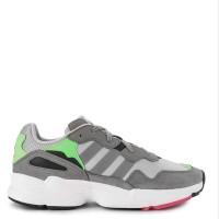 Sepatu Sneaker ADIDAS Original Originals Yung-96 Grey Two Shock Pink